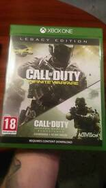 Call of Duty Invinite Warfare Legacy Edition