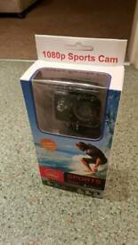 New HD Sports Action Camera