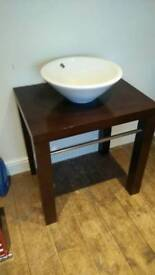Sink/stand
