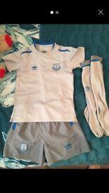 Everton kit 6-7