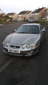 Hyundai Coupe To Go by the Weekend £390 ono MOT 21/03/18 Good Runner, Bodywork needs TLC