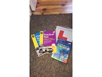 Driving Learners Pack