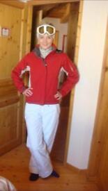 Ladies Salomon Ski Jacket XS 6/8 or teen