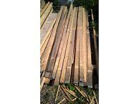 3x2 timber / wood
