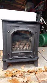 GAZCO Marlborough Coal Effect Fire