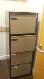 Escoline Metal Filing Cabinet