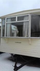 Caravans from £1500, free local delivery.