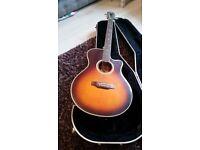 Gibson epopphone acoustic guitar