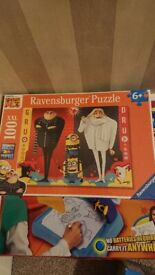 Despicable me jigsaws