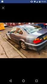 Bmw 323i **swap for diesel** £500 **