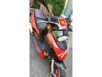 motorscooter 50 cc no Mot