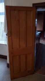 Pine Doors - x3 - BARGAIN