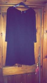 Black Tunic H&M size 14