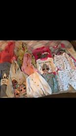 Girls 7-8yrs bundle clothes