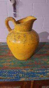 Yellow Table Jug Rainbow Beach Gympie Area Preview