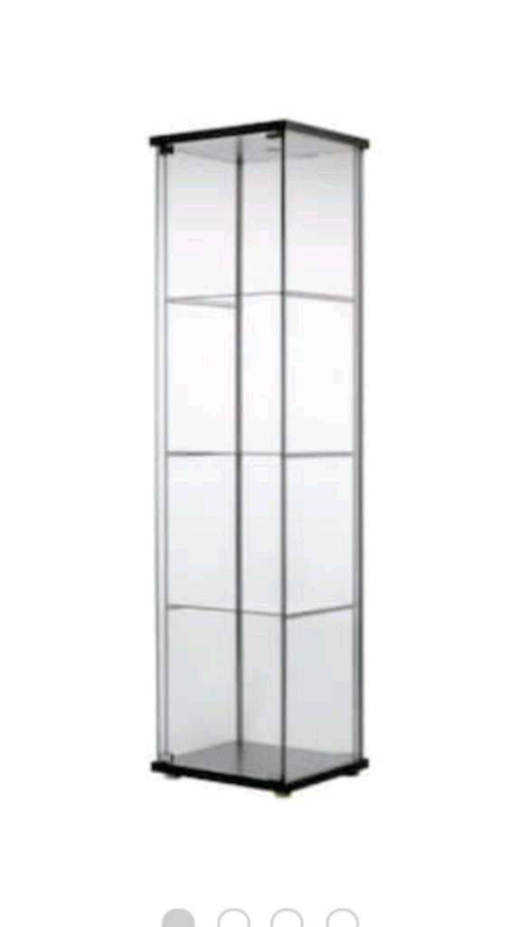 Ikea Glass Door Display Cabinet In Kings Cross London Gumtree