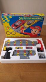 My First Scalextric set (Boxed, as new)