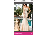 Beautiful prom dress only worn once in perfect condition