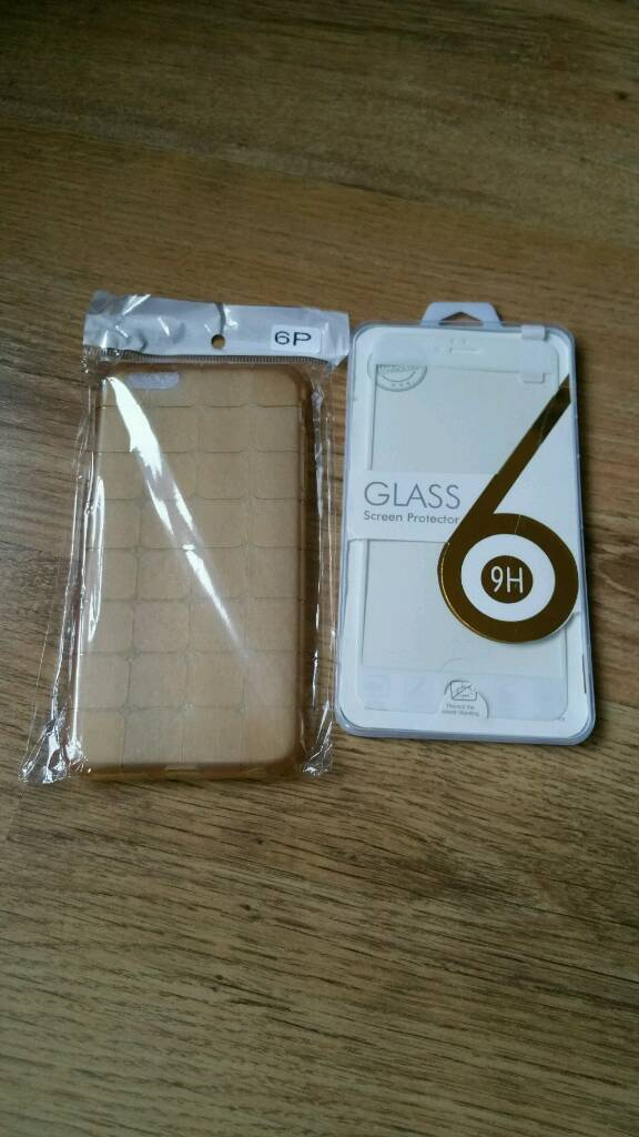 iPhone 6 plus or 6s plus tempered glass protector and silicone protective coverin Paignton, DevonGumtree - iPhone 6 plus or 6s plus tempered glass protector and silicone protective cover. Brand new. Bought wrong ones by mistake