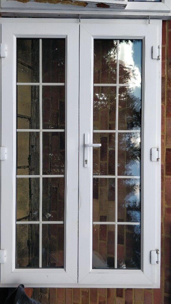 Used Upvc French Doors In Maidenhead Berkshire Gumtree
