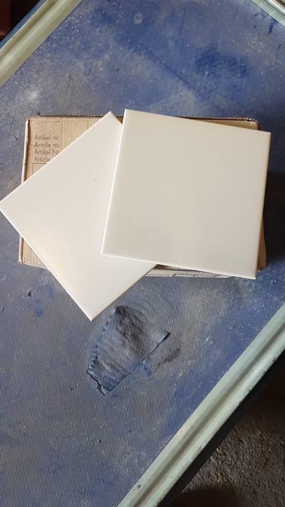 Royal Mosa 150x150mm Glazed Ceramic Tiles In Banstead Surrey