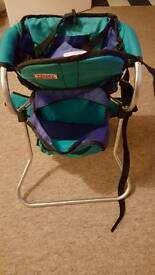 Tomy framed baby carrier