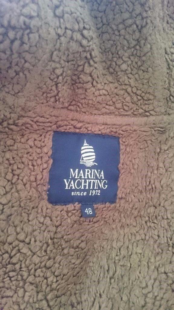 Marina Yachting Man Coat