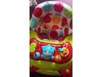 Baby Walker and Baby Inflatable Ring