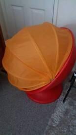 Ikea egg chair