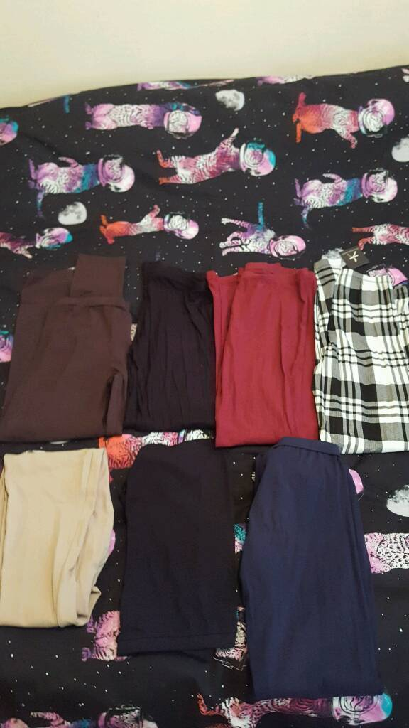 Leggings bundle size 10in Ipswich, SuffolkGumtree - £20 Some brand new collection chantry ip2
