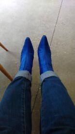 X5 Mixed label shoes - Mistress LKBennet Office vintage Beverley Feldman Topshop