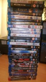 29 BLU-RAY FILMS COLLECTION SOME STILL SEALED