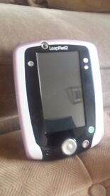 Leap Pad 2 with in built games - Pink
