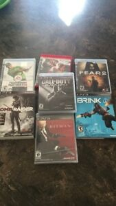 Lot of PS3 games
