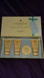 Champneys Health Spa Citrus Blush Collection