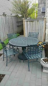 Patio Table