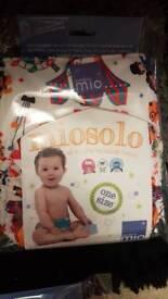 X Bambino Mio Miosolo Reusable Nappy Premium birth to potty pack