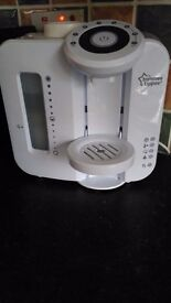 Tommy Tippee Perfect Prep Bottle Making Machine