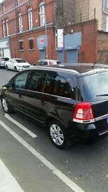 Vauxhall zafira 1.7 ecoflex 2011