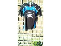 Canterbury rugby protective T-shirt