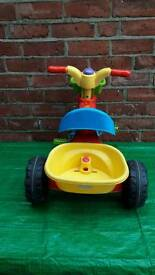 Tricycle + balance bike for £ 20 !