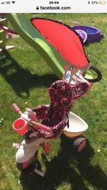 Pink SmarTrike Excellent Condition