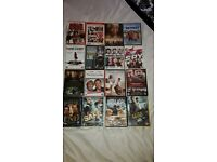 DVDs £1 each or make me an offer on bundles