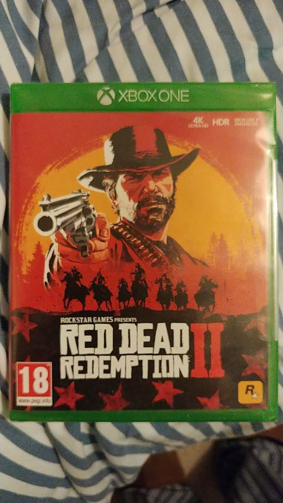 Read dead redemption 2 xbox one | in Milton Keynes, Buckinghamshire |  Gumtree