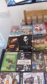 Dvds/ps games