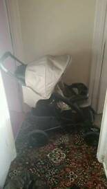 Graco travel system and carseat