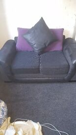 3 seater + 2 seater sofa