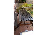 FREE PicnicTable Bench