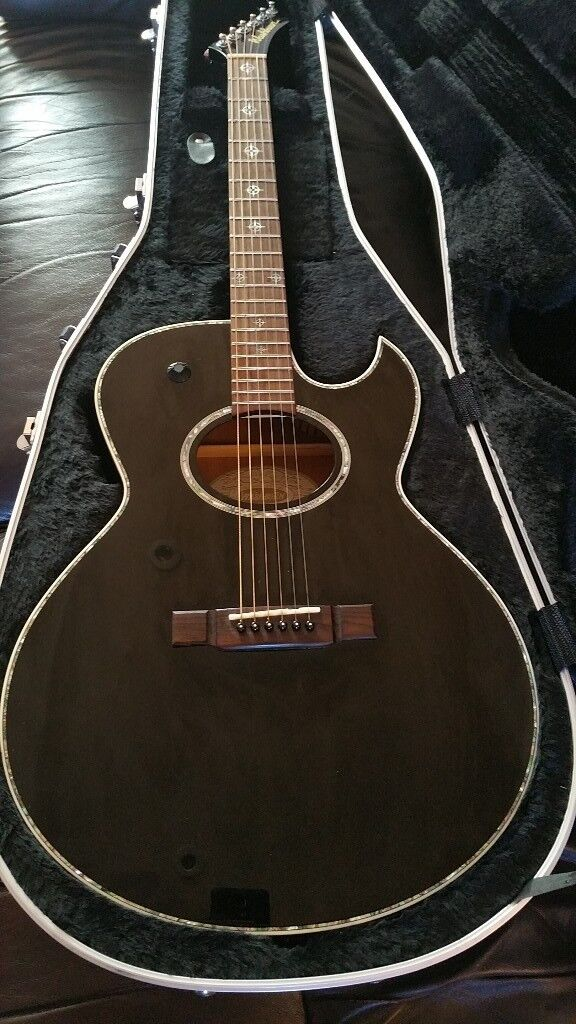 washburn ea21 hm festival electro acoustic guitar rare 600 new