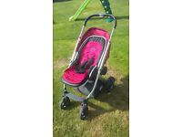 Oyster travel system / buggy